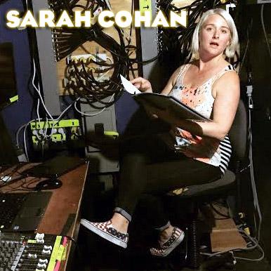 sarah cohan